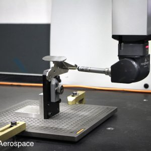Checking precision using a Coordinate Measuring Machine (CMM)