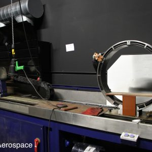 Another of our recent investments is the latest Magnetic Particle Inspection (MPI) technology