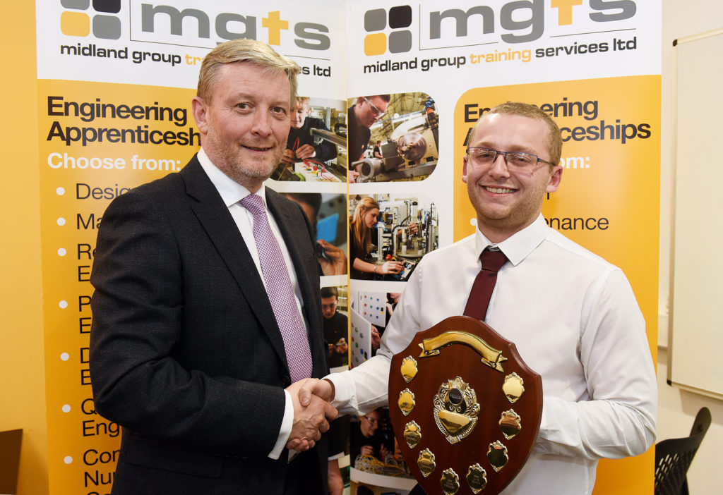Advanced Apprentice Graduate of the Year