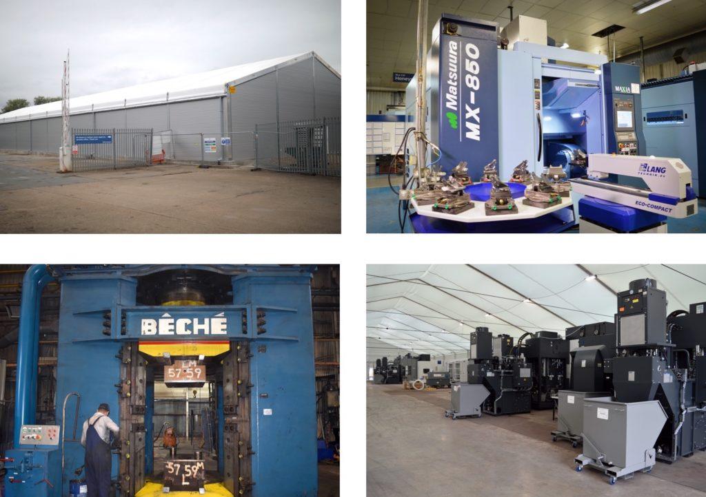 aerospace forging, forging, aerospace machining, machining