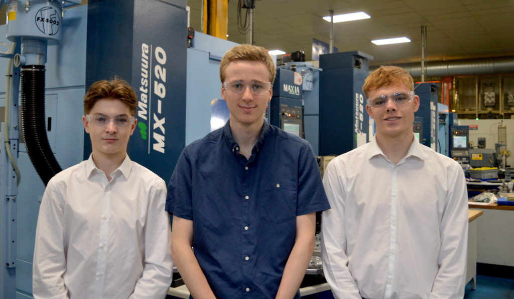 aerospace forging, aerospace engineering, apprentices