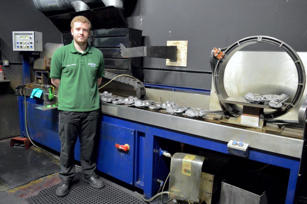 Aerospace forging, aerospace machining